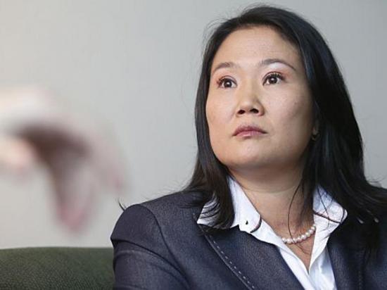 """Odebrecht pidió apoyar """"más"""" campaña de Keiko"""