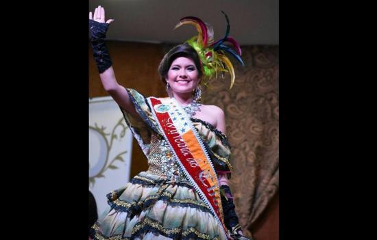 Chone proclamó a su nueva virreina tras polémica en certamen de belleza