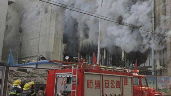 22 personas mueren en un incendio provocado en el este de China