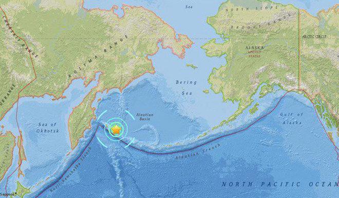 No hay alerta de tsunami tras terremoto en Rusia