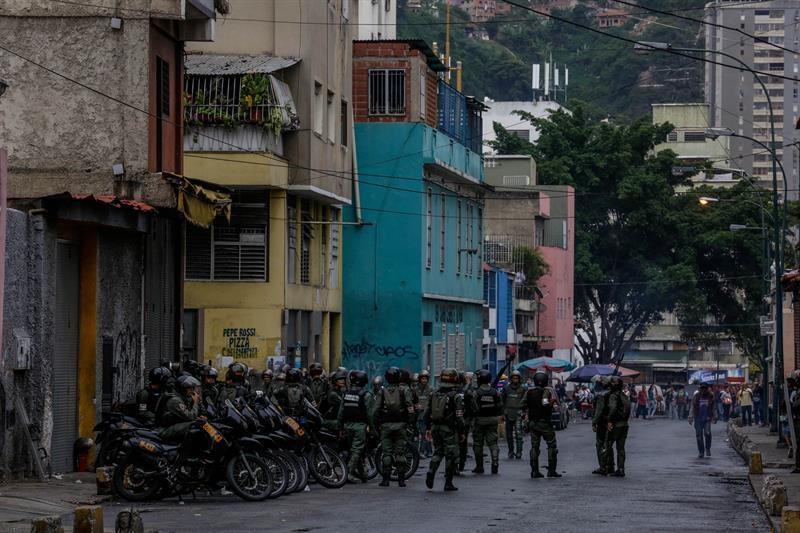 Venezuela registra 4.072 detenciones durante ola de protestas, según ONG