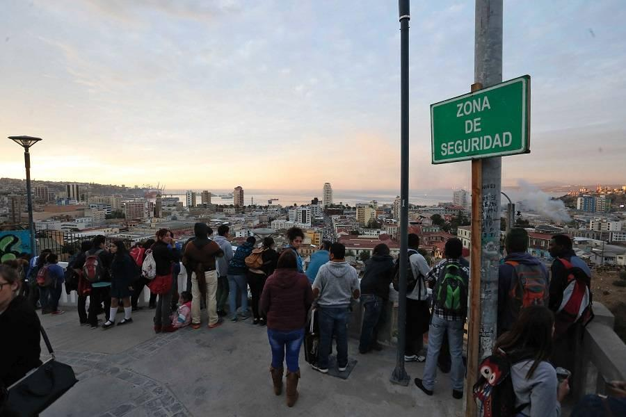 Un sismo de magnitud 5,3 sacude varias localidades del norte de Chile