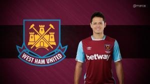Chicharito firmará por el West Ham la próxima semana