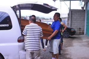 Hombre muere tras ser atropellado por una furgoneta en el barrio Santa Ana de Manta