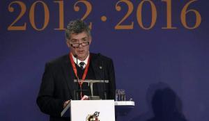 Fiscalía pide prisión para el presidente de la Federación de Fútbol española