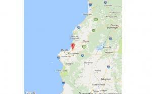 Un sismo de 3,9 grados se registró en Rocafuerte, Manabí