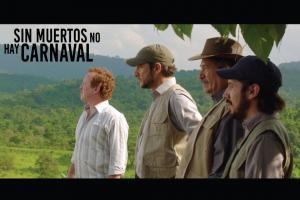 """""""Sin muertos no hay carnaval"""", primera película ecuatoriana nominada a un Premio Platino"""