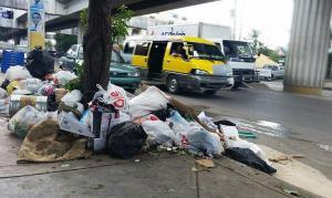 Declaran en emergencia ambiental la capital dominicana por conflicto basura