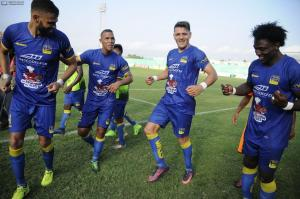El futbolista cetáceo Carlos Garcés queda desafectado de la Selección
