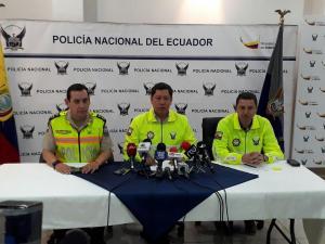 Ecuador prepara estrategia de lucha contra el microtráfico interno de drogas