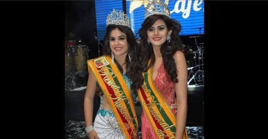Manabí se quedó con la corona de Reina Nacional del Café