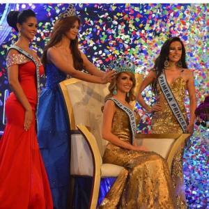 La guayaquileña Romina Zeballos es la nueva Miss World Ecuador