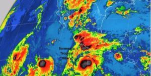 Dos tormentas tropicales, Hilary e Irwin, se forman en aguas del Pacífico