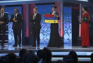 La noche que Venezuela encogió el corazón de los Premios Platino