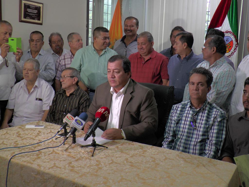Transportistas exigen el pago del subsidio que supera for Pago ministerio del interior