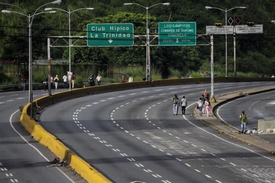 Muere otro hombre durante protestas en medio de huelga general en Venezuela