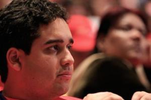 El error del hijo de Nicolás Maduro que no pasó desapercibido