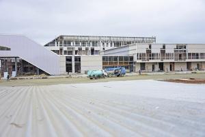 Hospital del IESS estará en 5 meses