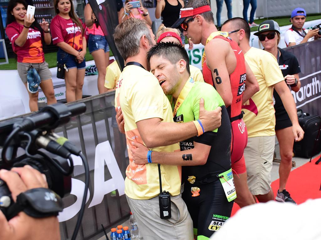 Un Ironman que sacó lágrimas