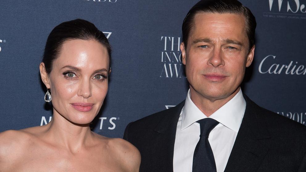 Angelina Jolie detuvo el proceso de divorcio con Brad Pitt