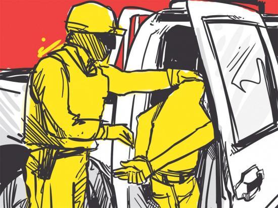 Dos detenidos con vehículos robados