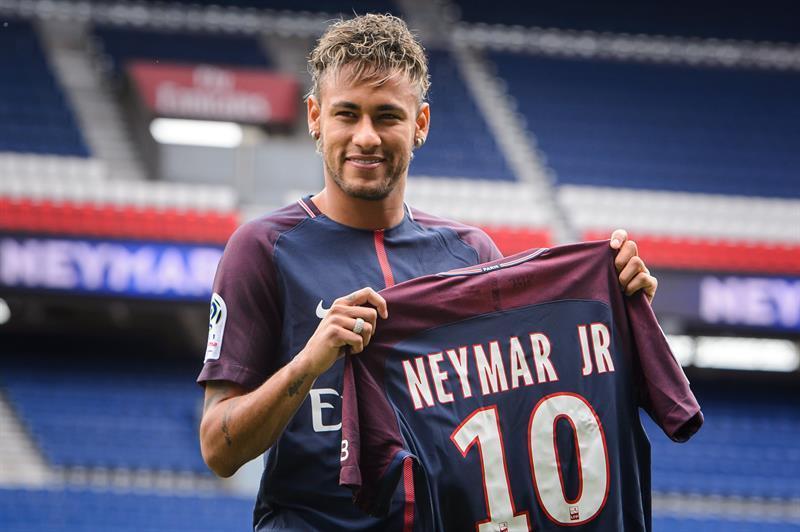Abogados De Neymar Dicen Que Contrato Con Psg No Incluye Derechos De Imagen El Diario Ecuador