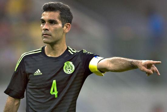 Congelan los bienes y cuentas bancarias del futbolista Rafa Márquez en México