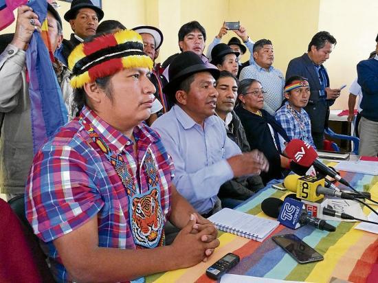 7 Indígenas han sido indultados