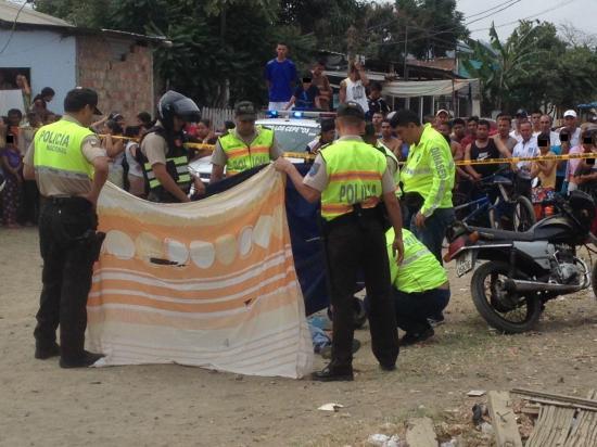 Portoviejo: Hombre es asesinado a balazos en San Alejo