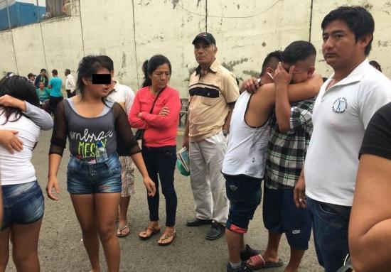 Un muerto y dos heridos tras accidente en la vía Montecristi-Portoviejo