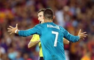 Cristiano Ronaldo sancionado con cinco partidos de suspensión
