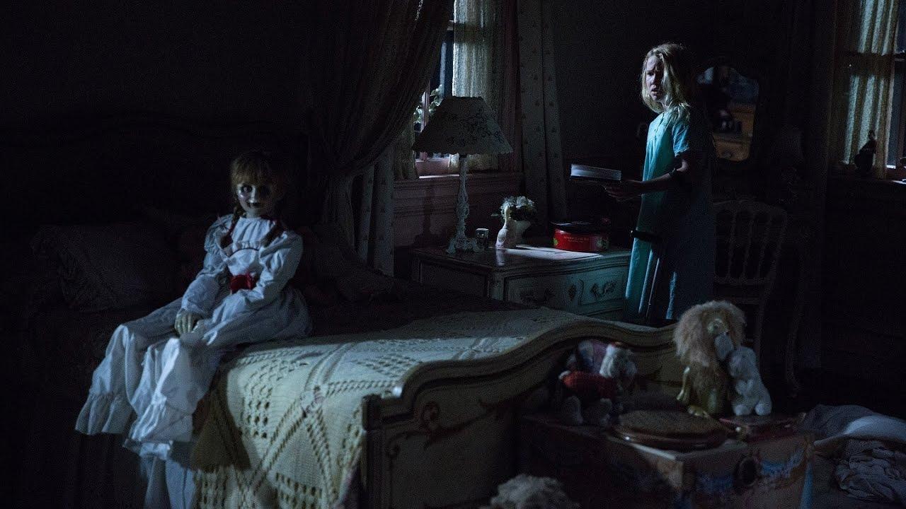 'Annabelle: La Creación' dominó la taquilla estadounidense de este fin de semana