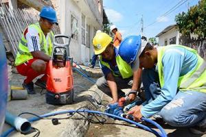 Portoaguas estudia contratar recuperación de la cartera vencida