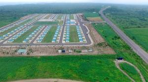 Dos grandes contratos destacan dentro de la construcción de la Refinería del Pacífico