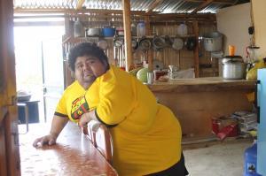 Jobel Moreira quien padecía de obesidad mórbida murió en Guayaquil