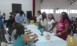 Estudiantes del programa de Educación Básica para Jóvenes y Adultos se gradúan