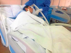 Hombre muere 40 días después de sufrir una descarga eléctrica