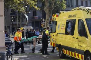 Cifra de fallecidos se eleva a 13 tras atropello masivo en Barcelona, según diarios españoles