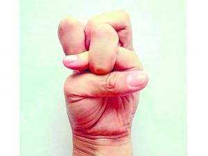 """""""Finger knot"""", el nuevo reto"""