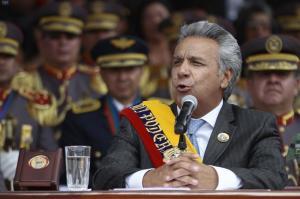 Moreno dice que viaje de representantes de AP a Bruselas no es un encargo del Gobierno
