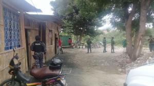 Allanan varias viviendas en Portoviejo tras asesinato