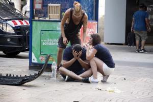 Dos ecuatorianas heridas tras atentado terrorista en Barcelona