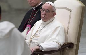 El papa condena la 'violencia ciega' de atentados terroristas en España