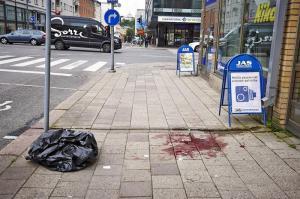 Ataque con cuchillo deja 2 muertos y 7 heridos en Finlandia
