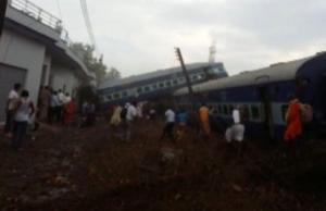 India sufre su segunda gran tragedia ferroviaria del año con 23 muertos