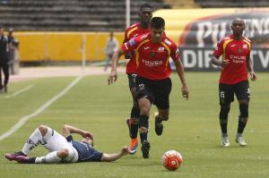 Deportivo Cuenca vence 3-2 en el Atahualpa ante un combativo Independiente del Valle