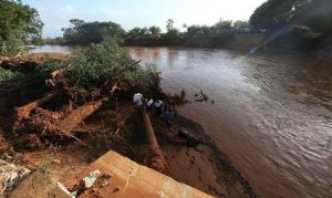 Dos niños desaparecidos en un río de Panamá en medio de fuertes lluvias