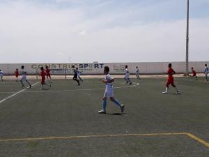 Paján, Manta, Tosagua y Santa Ana vencen en una nueva jornada de la copa El Diario-FDM