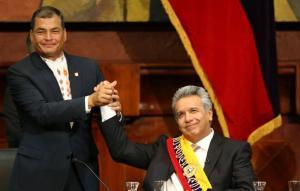 Una aparente crisis en el sector petrolero que distancia a Moreno y Correa