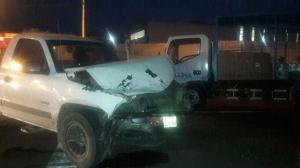 Cinco accidentes dejan 3 heridos
